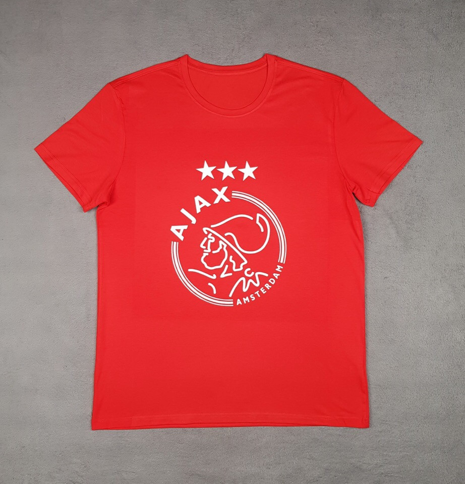Футболка с принтом Аякс (Ajax)