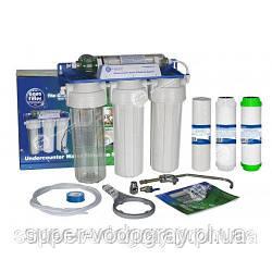 Фильтр для очистки воды Aquafilter FP3-HJ (  с капиллярной мембраной )