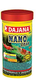 Корм для криветок Даяна нано гран (Dajana Nano Gran), гранулы. пакет 13 гр