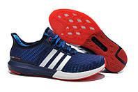 Кроссовки Adidas Climachill Gazelle Boost darkblue, фото 1