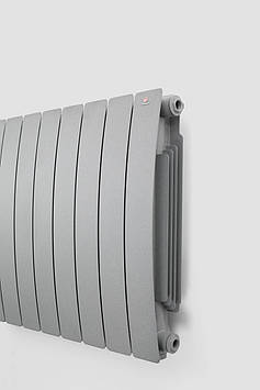 TERMA Алюминиевый радиатор Camber 575*800 WHITE