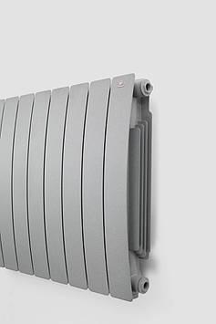 TERMA Алюмінієвий радіатор Camber 575*800 WHITE