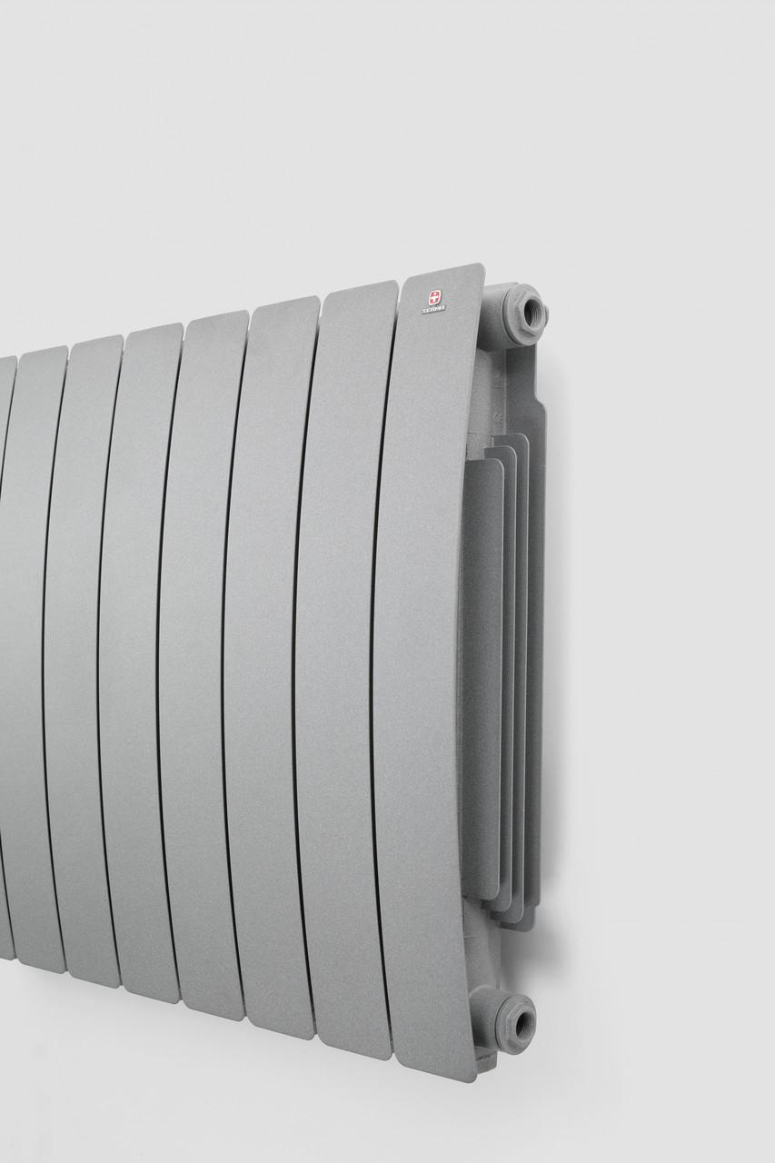TERMA Алюминиевый радиатор Camber 575*800 WHITE, фото 1