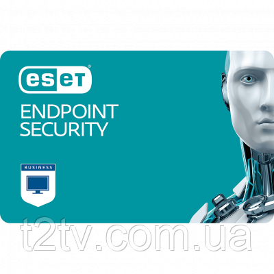 Антивирус ESET Endpoint security 18 ПК лицензия на 2year Business (EES_18_2_B)