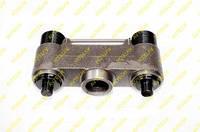 Блок привода суппорта c резьбовыми втулками