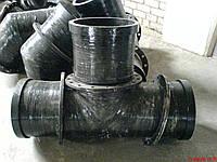 Фитинг, фасонные части, нестандартные фитинги, заглушки, отводы, тройники