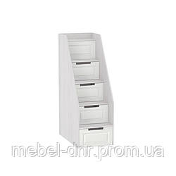 Лестница для кровати Прага Сурская Мебель 500*1434*832