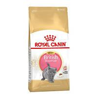 Сухой корм Роял Канин Киттен Бритиш  (Royal Canin British Shorthair Kitten) для котят до 12 месяцев  10кг