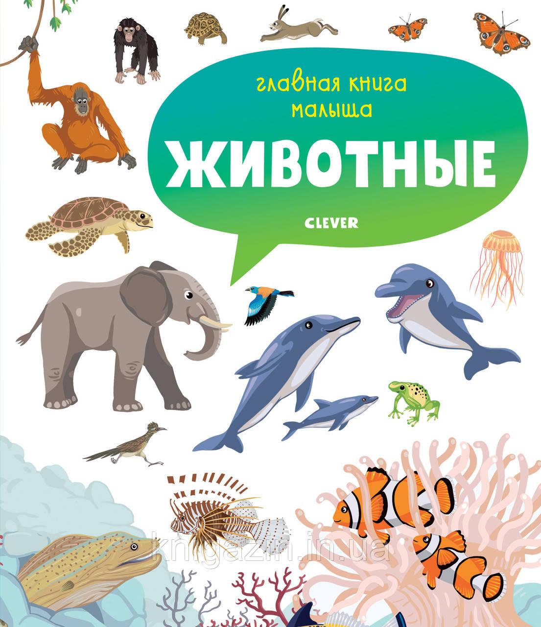 Главная книга малыша. Животные