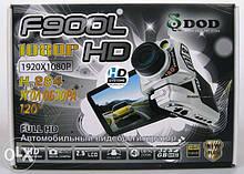 Видеорегистратор DOD F900 LHD 1920х1080