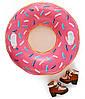 Надувной круг Пончик с ручками, 60 см., фото 4