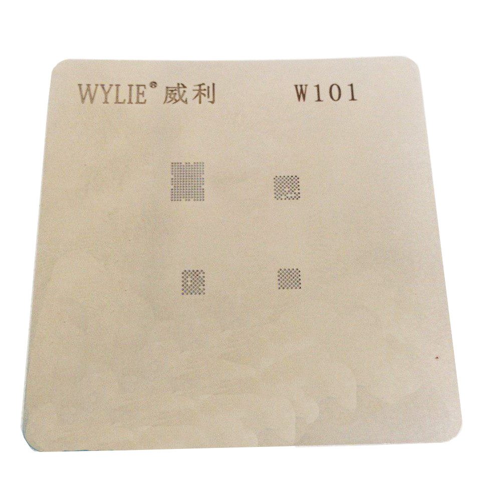 Трафарет BGA Wiley ( W101) PM8226 G7102 PM8926 4 в 1