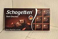 Шоколад Schogetten Dark Chocolate 100гр ,Германия