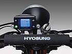 Hyosung RT125D, фото 4
