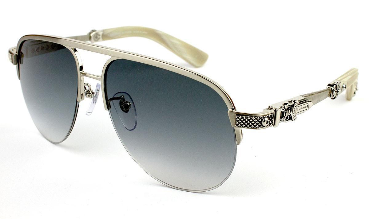 Солнцезащитные очки Модель Chrome Hearts BLADE HUMMER BS BWS