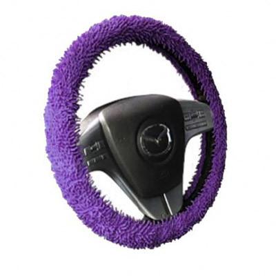 Оплетка на руль Hadar Rosen FANTASY Фиолетовый 30304