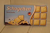 Шоколад Schogetten Stracciatella, 100 г. Германия
