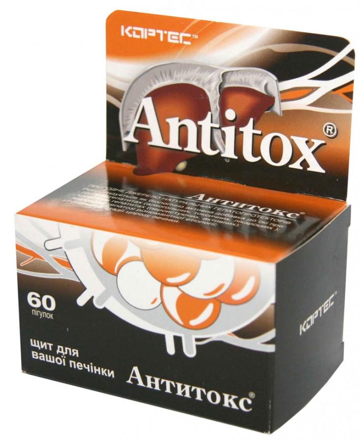 Антитокс №60