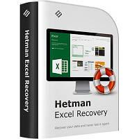 Системная утилита Hetman Software Hetman Excel Recovery Домашняя версия (UA-HER2.1-HE)