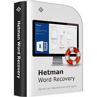 Системная утилита Hetman Software Hetman Word Recovery Домашняя версия (UA-HWR2.1-HE)