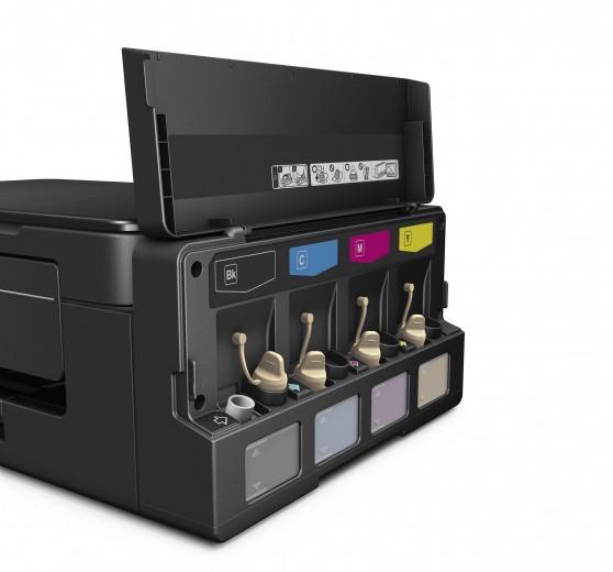 МФУ А4 Epson L3070 Фабрика печати c WI-FI, картами памяти