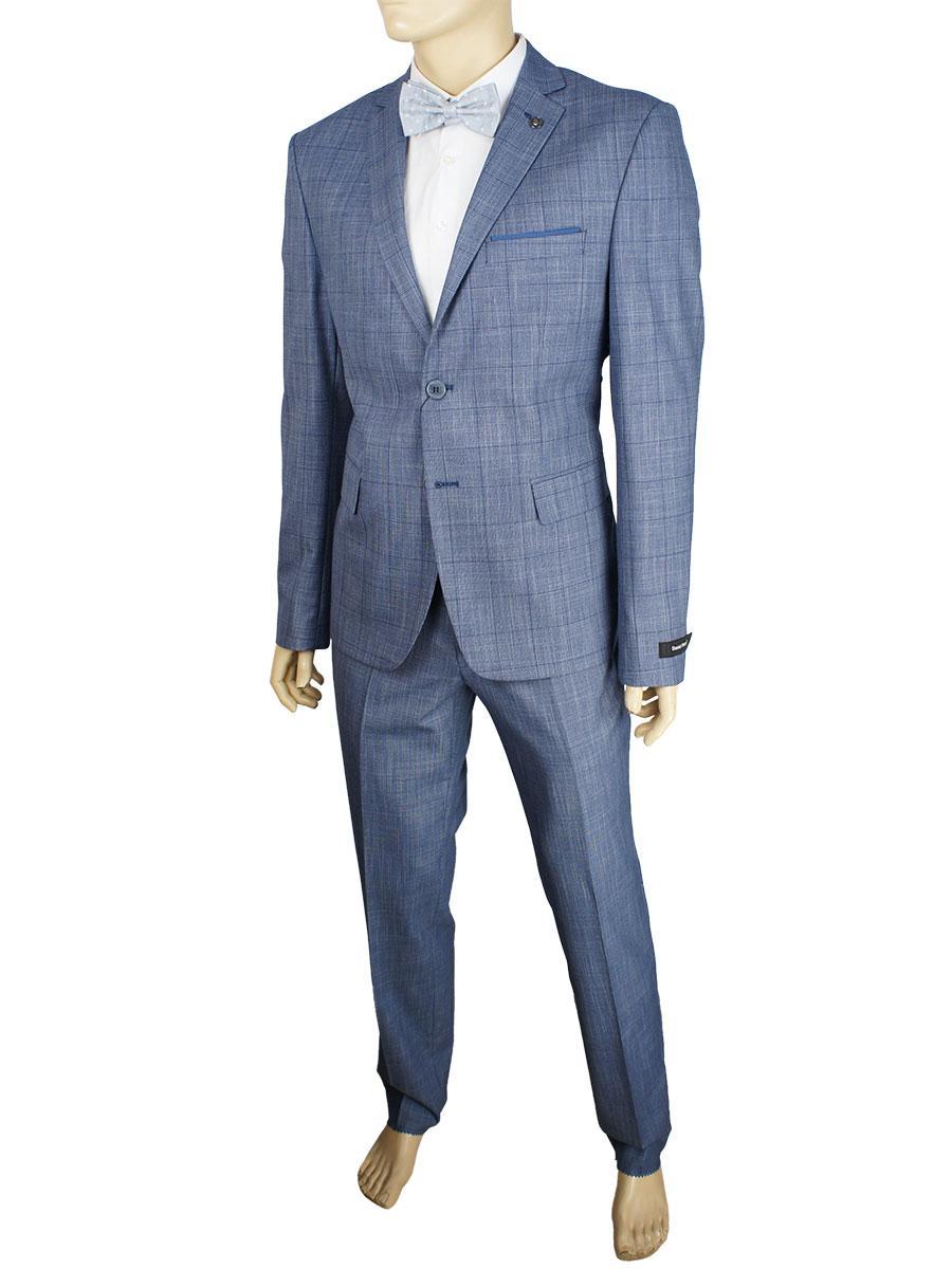 Чоловічий класичний костюм Daniel Perry C: 10047 # 346