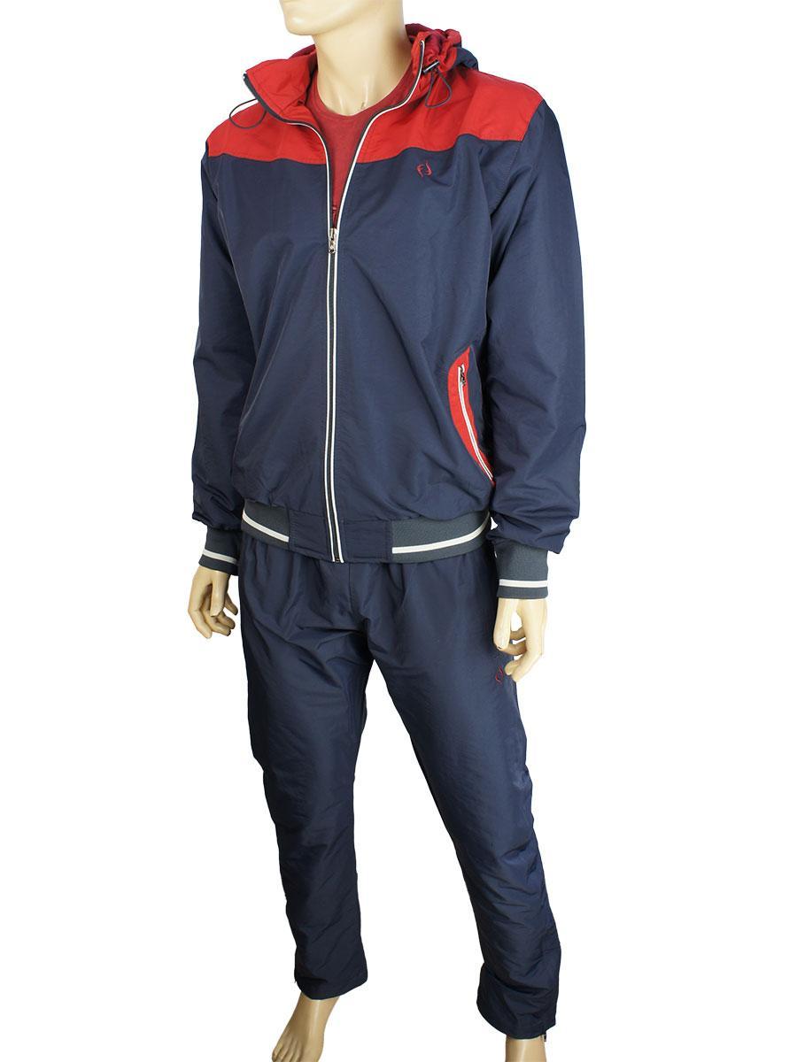 Чоловічий спортивний костюм Fabiani 590293 H Antra/Antra