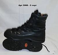 Ботинки ALT-BERG Peace Keeper (стальной носок)   Б/У  2  сорт