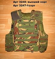 Разгрузка-бронежилет Osprey MK3 DPM ( плитоноска ) 1сорт