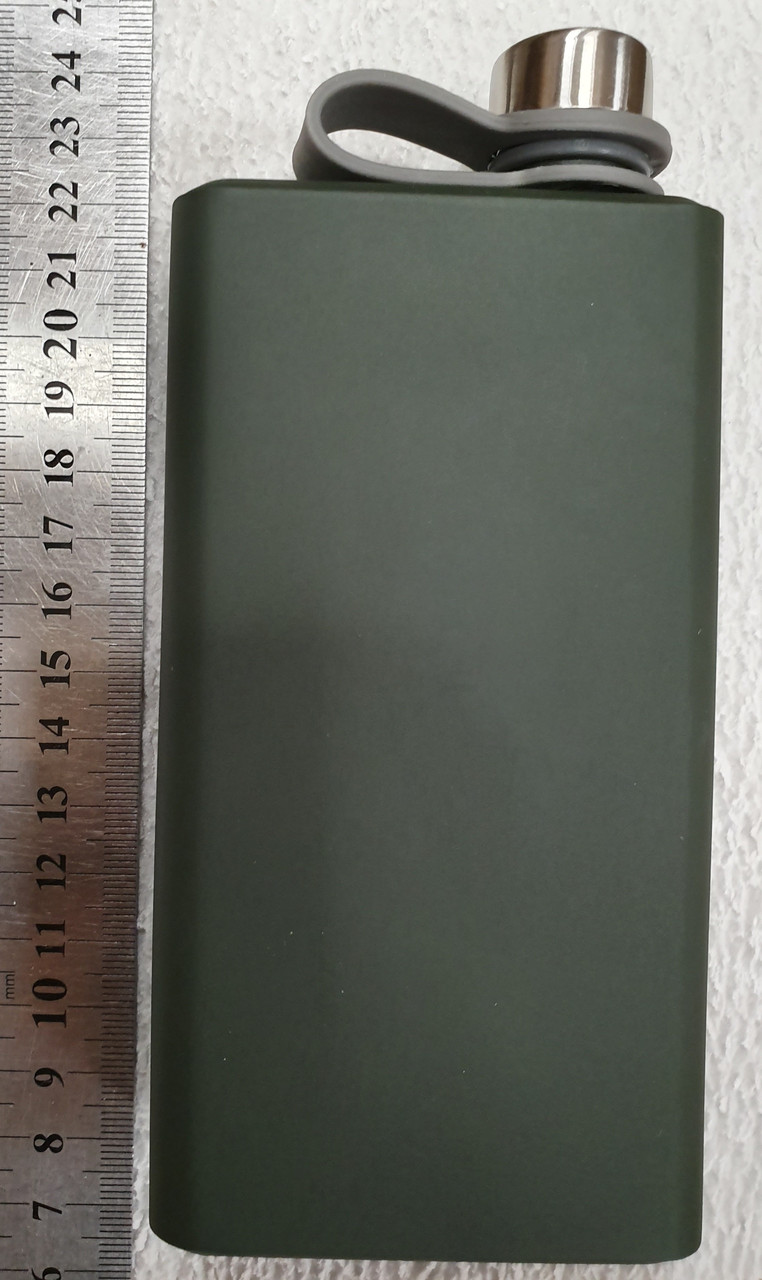 Фляга термо цвет хаки 250мл.