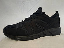 Кросівки LEO black