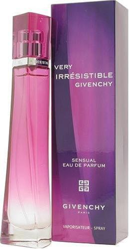 Парфюмированная вода Given Very Irresistible Sensual EDP для женщин - 75 мл