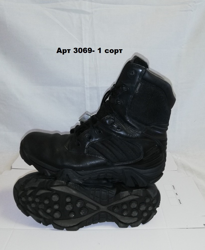 Ботинки Bates Men's GX-8 8 Inch Ultra-Lites GTX Waterproof Boot  USA Б/У 1 сорт