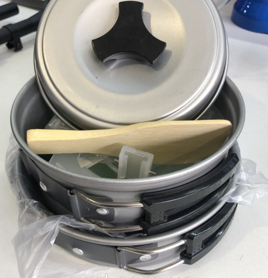 Набор кастрюль для приготовления пищи 16см (SU200)