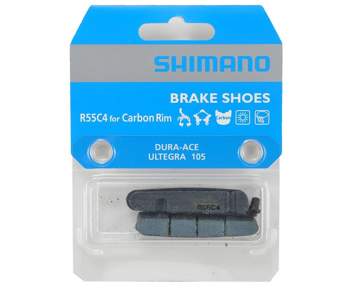 Тормозные накладки Shimano R55C4 Dura Ace/Ultegra/105 для карбона