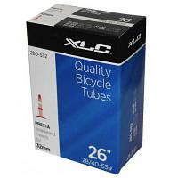 """Велосипедная камера XLC 26""""x1.0-1.5 (25/40-559) SV 32mm (2508261400)"""