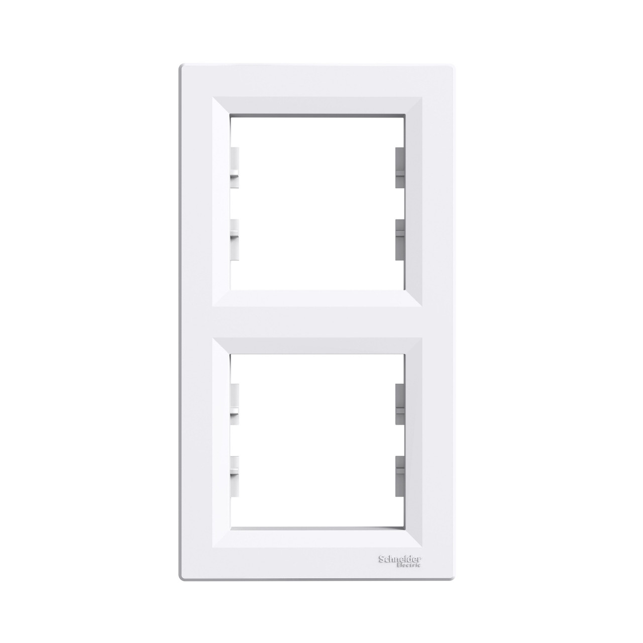 Рамка Schneider Asfora 2-постовая вертикальная