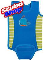 Гидрокостюм детский Mothercare Baby для плавания (неопрен)