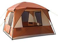 Шестиместная туристическая палатка Эврика 10