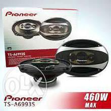 Акустика Pioneer TS-A6993 460Вт Быстрая доставка!!!