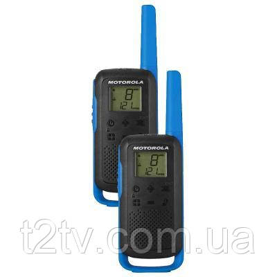 Портативная рация Motorola TALKABOUT T62 Blue (5031753007300)