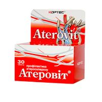 Атеровит №30