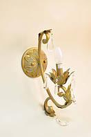 Светильник настенный (декорированный)