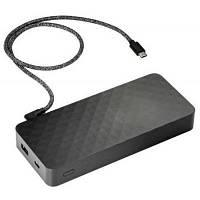 Батарея универсальная HP USB-C Notebook Power Bank 20100 mAh (2NA10AA)