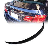 Спойлер На Крышку Багажника Carbon BMW F10-M5 Style
