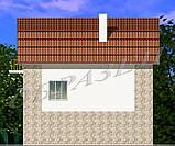 Готовий проект житлового будинку К6, фото 9