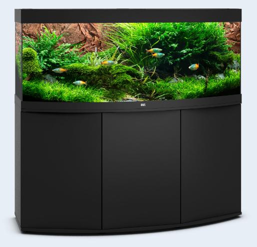 тумба для аквариума, черная
