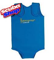 Гидрокостюм детский Konfidence Babywarma для плавания (неопрен)