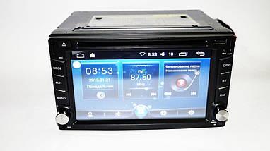 6002B DVD GPS Android Автомагнитола 2DIN, фото 2