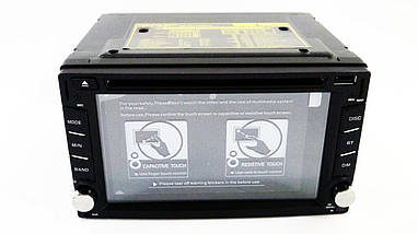 6002B DVD GPS Android Автомагнитола 2DIN, фото 3